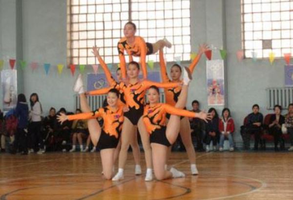 Манай спортын гимнастикчид Благовещенскийн тэмцээнд оролцоно