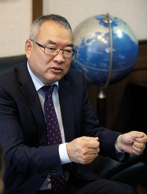 Монголчууд гүний уурхайн бүтээн байгуулалтын туршлагатай болно