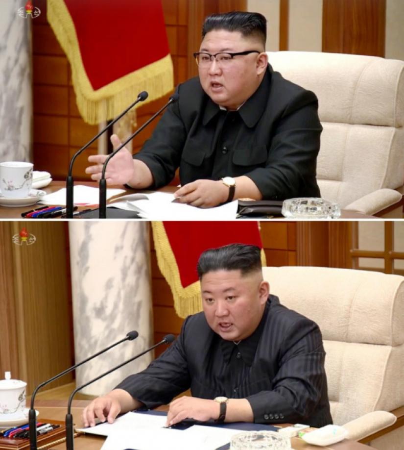 Ким Жөн Ун жин хассантай холбогдуулан эрүүл мэндийнх нь талаар таамаглал дэвшүүлж эхэлжээ