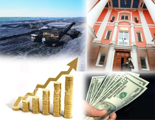 Эдийн засаг өсч байна