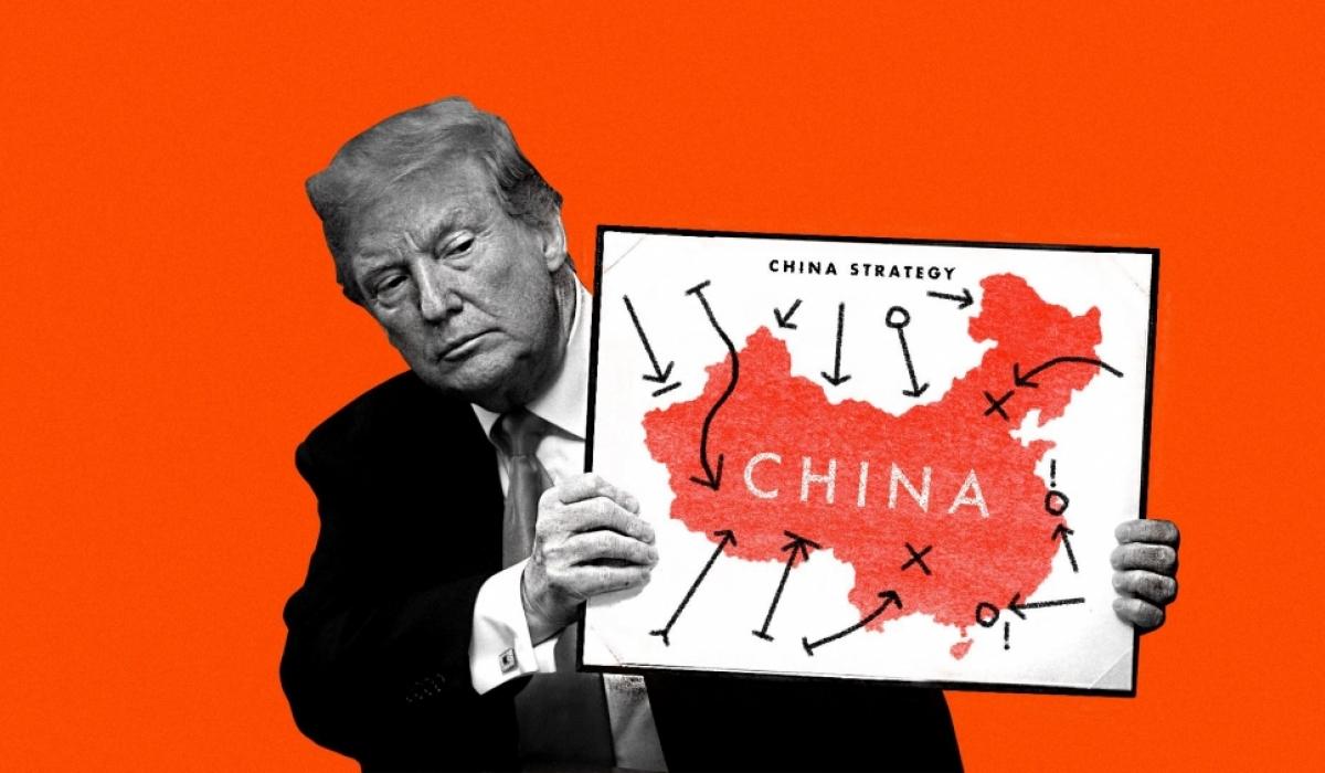 Дональд Трамп АНУ-ын эдийн засгийг Хятадын хамаарлаас гаргахаар амлав