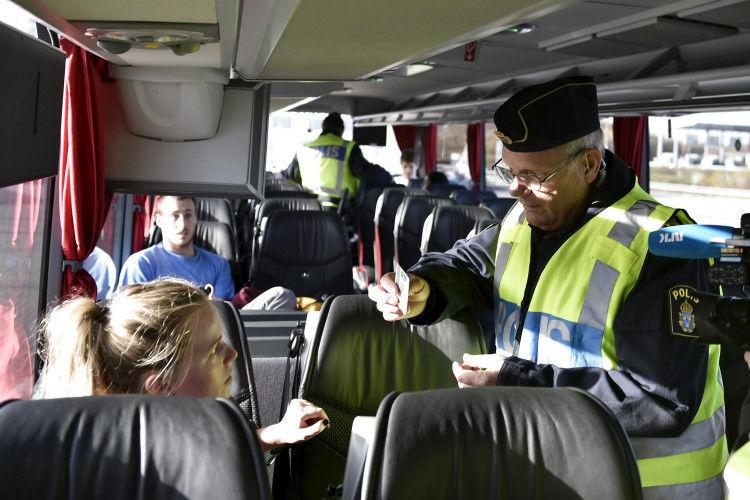 Австри улсад автобусанд мөнгөө төлөөгүй зорчигчийг 62 еврогоор торгодог