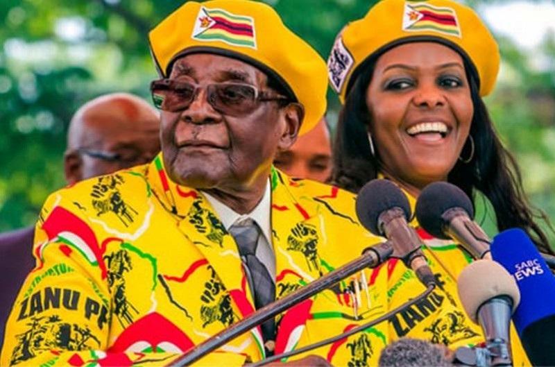 Зимбабвегийн улс төрийн зөрчил хямрал буун дуу гаргахад хүргэж байна
