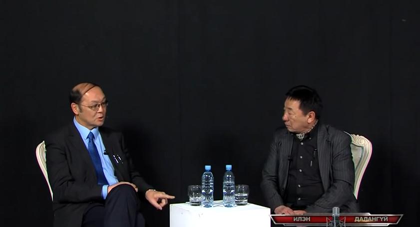 Ч.Энхээ: Өнөөгийн ардчилал өөрсдийнхөө ардчилсан он жилүүдэд хийсэн баасаа л цэвэрлэдэг л ажил хийж байна