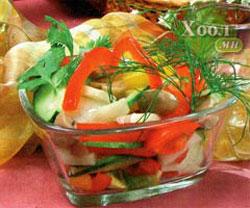 Чинжүүтэй салат