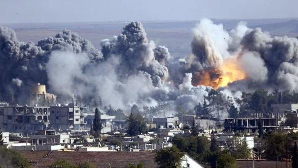 Францын нисэх онгоцууд Сирийг бөмбөгдөж байна