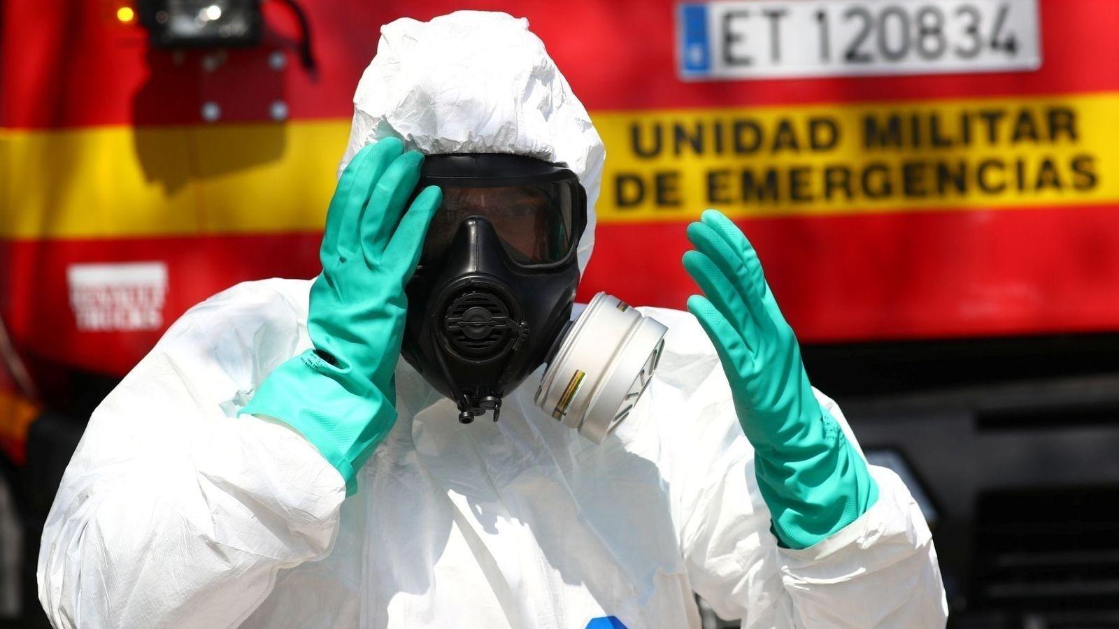 Испани улс коронавирусийн өвчнөөр нас барсан хүнийхээ тоогоор Хятадыг гүйцлээ