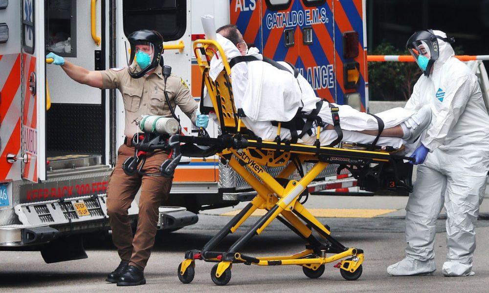 ОХУ: 40 эмч коронавирусын улмаас нас баржээ