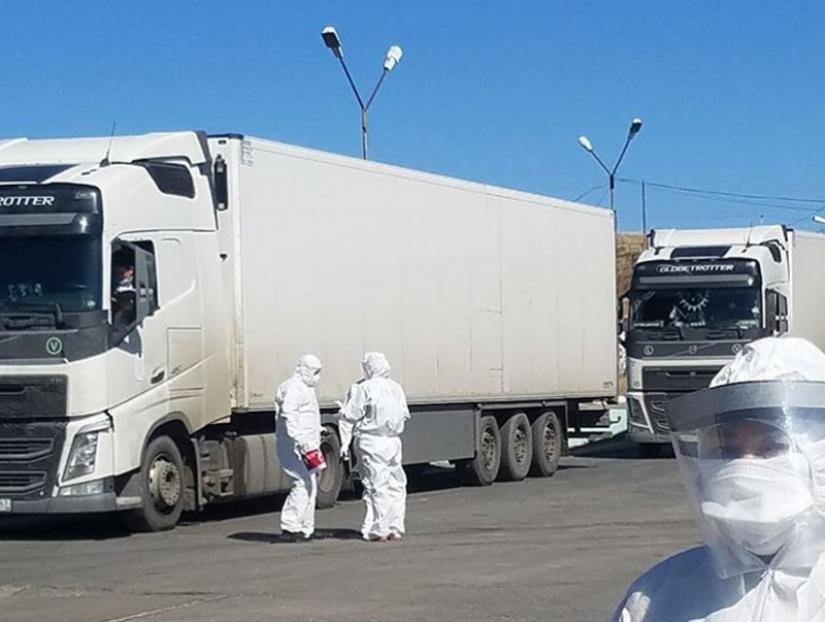 Монгол, Оросын хилийн боомтуудаар ачаа тээврийн  хөдөлгөөн хэвийн явагдаж байна