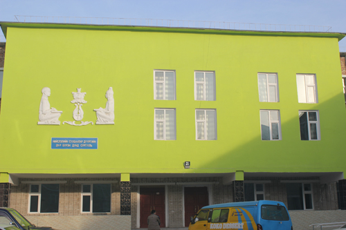 29-р сургуулийн захирлаар н.Сарантуяаг томиллоо