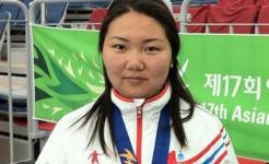 Монголын мэргэн бууч мөнгөн медаль хүртлээ