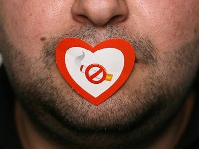 Эрэгтэй хүний бие махбод тамхины хорноос удаан ангижирдаг