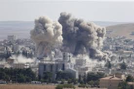 Сирийг агаараас дайрсан гэж Израилийг зэмлэв