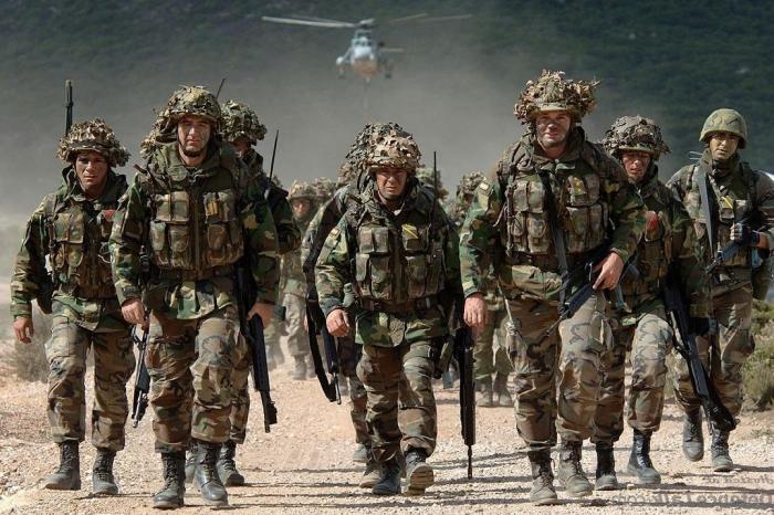 Оросууд НАТО-гийн эсрэг гурван дивиз байгуулна