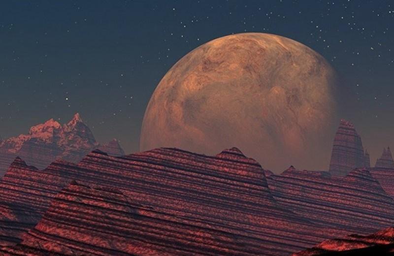 Ангараг гараг дээр газар хөдлөлт болсоныг бүртгэлээ