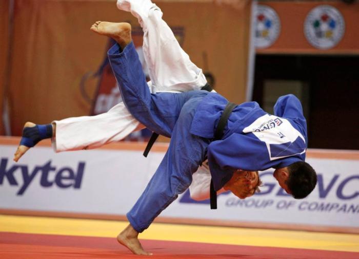Монголын жүдочид гурван мөнгөн медаль хүртлээ