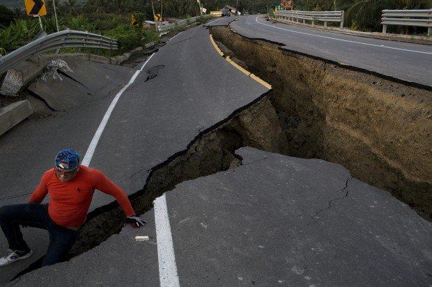 Эквадорын эргийн бүс нутагт хоёр удаа газар хөдлөлт болжээ