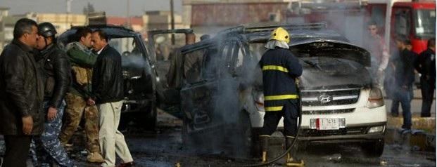 Иракт дахин террорист халдлага гарлаа