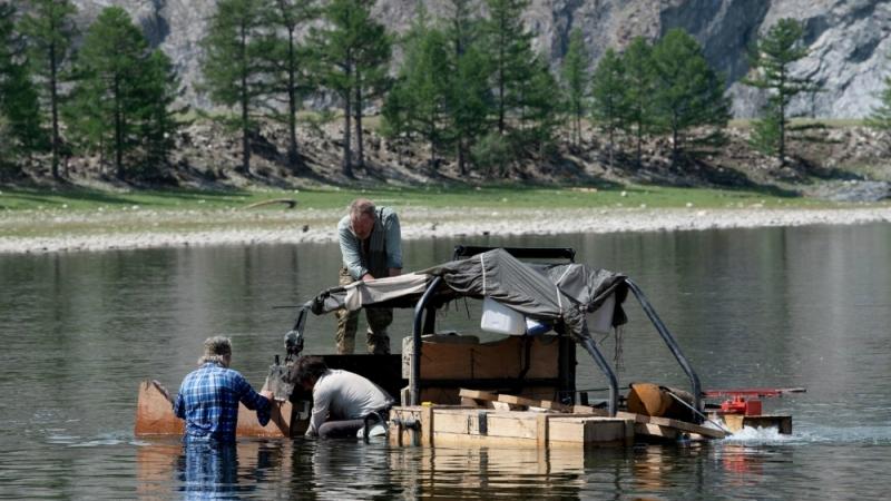 """""""The Grand Tour"""" гурав дахь улирлын дугаараа Монголд бэлтгэжээ"""