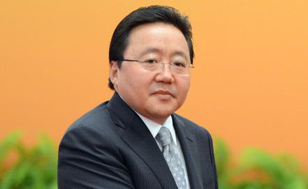 Монгол Улсын Ерөнхийлөгч эх орондоо ирлээ