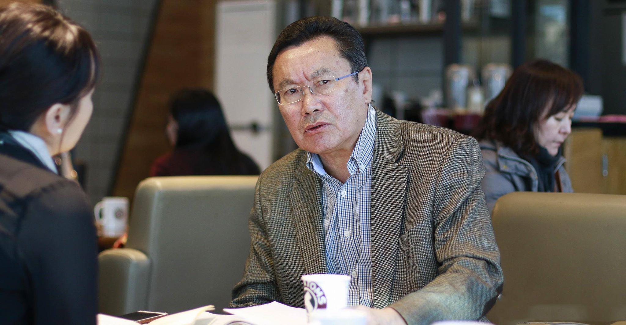 Л.Эрдэнэчулуун: Монгол Улс ШХАБ-д элсэхгүйгээр хөгжих тухай ярих ч хэрэггүй