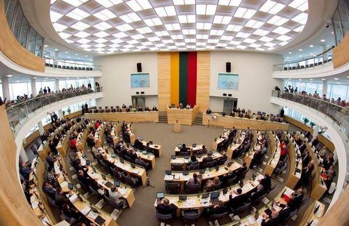 """Литва Улс """"Магнитскийн хууль""""-ийг баталлаа"""