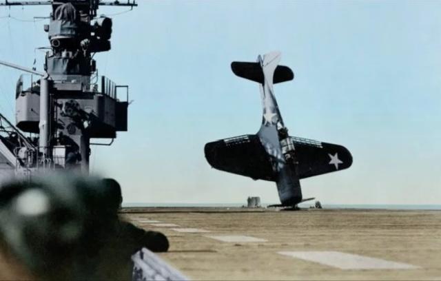 Дэлхийн II дайны үеийн өнгөт гэрэл зургууд
