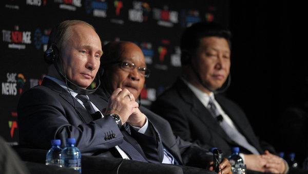 В.Путин БРИКС-ийн банкны гэрээг баталлаа