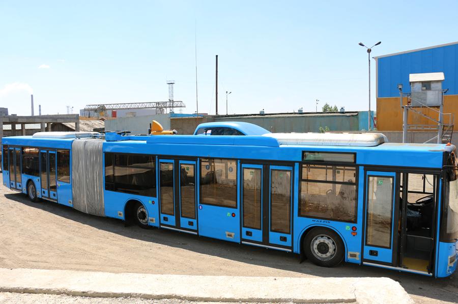 Угсраа автобусыг үйлчилгээнд нэвтрүүлэх хугацааг хойшлуулав