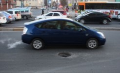 Траншейний нүхнээс болж хохирсон жолоочийн хохирлыг хариуцсан байгууллага барагдуулна
