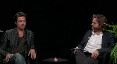Телевизийн хөтлөгч Брэд Питтийн тэвчээрийг алдуулсан асуултынхаа шанг хүртлээ