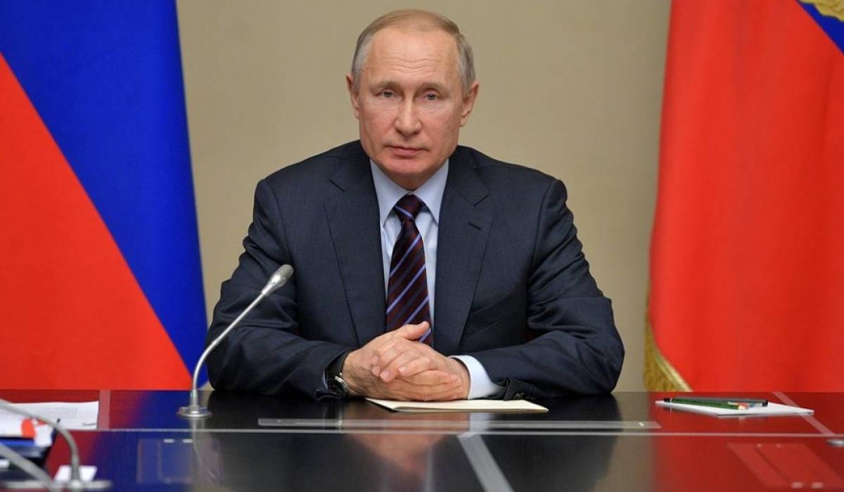 ОХУ-ын Ерөнхийлөгч Владимир Путин мэдэгдэл хийв