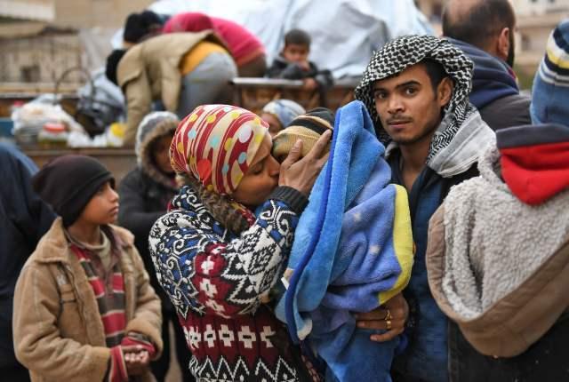 Сирийн засгийн газрыг дэмжигч зэвсэгт хүчин Афринд оров