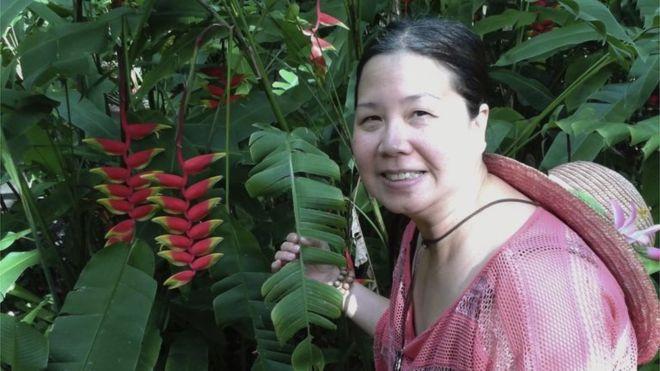 Америк эмэгтэй Хятадад тагнуул хийсэн хэргээр баригдав