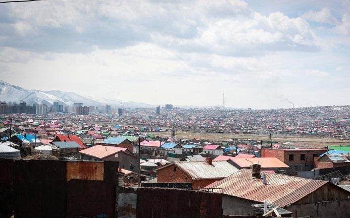 Эдийн засгийн өсөлт иргэдийн амьжиргаанд наалдаагүйг илтгэх дөрвөн үзүүлэлт