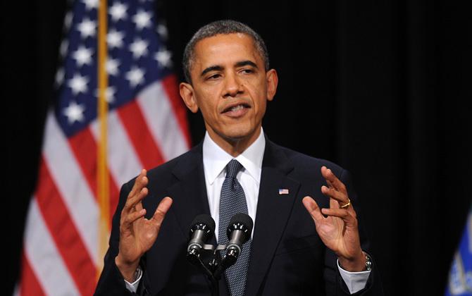 Б.Обама: Оросын халдлагыг амжилттай сөрөн зогссон