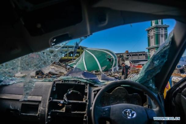 Газар хөдлөлт, цунамийн улмаас амиа алдагсдын тоо нэмэгдсээр байна