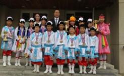 БНСУ-д болсон бүжгийн тэмцээнд монгол хүүхдүүд түрүүлжээ
