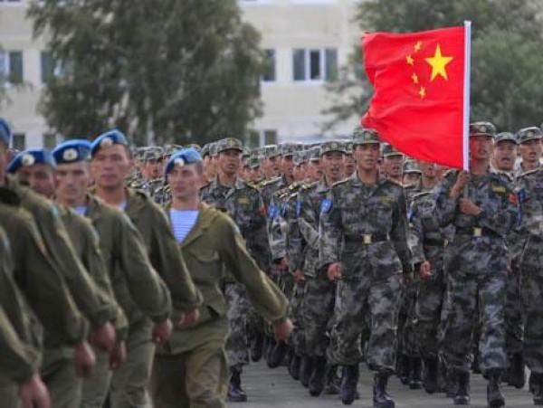Хятад өрөндөө Тажикстаны газрыг авахаар цэргээ орууллаа