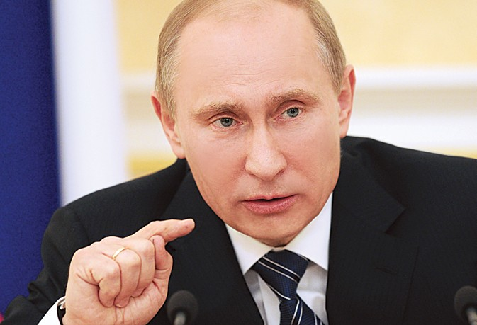 В.Путин бол МУУ ХҮН