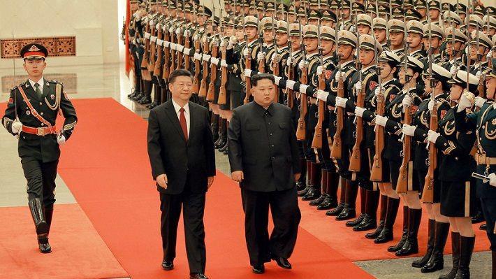 Си Жиньпин БНАСАУ-ыг ямар ч нөхцөл байдлаас үл хамааран байнга дэмжихээ зарлалаа
