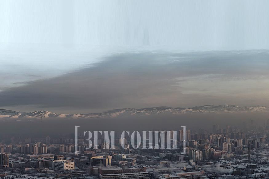 Улаанбаатарын агаар угаартай хэвээрээ л байна