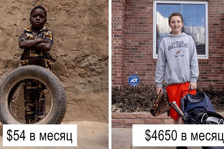 Орлогын ялгаатай өрхүүдийн хүүхдийн тоглоомууд