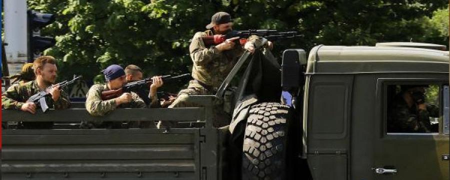 Донецкт болсон халдлагаар найман хүн амиа алдав