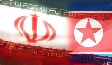 Хойд Солонгос Иранд