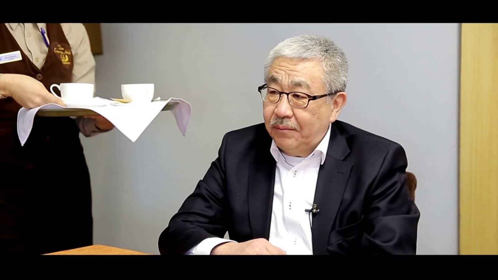 Л.Хангай: Монголоор дамжуулан хийн хоолой барих ажил өнөө маргаашгүй эхэлчихнэ гэж бодож болохгүй
