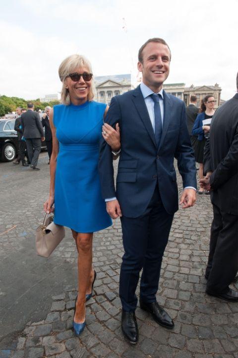 Францын шинэ тэргүүн хатагтай Брижит Макроны өвөрмөц хувцаслалтууд