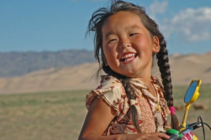 Инээмсэглэл /сургамжит өгүүллэг/