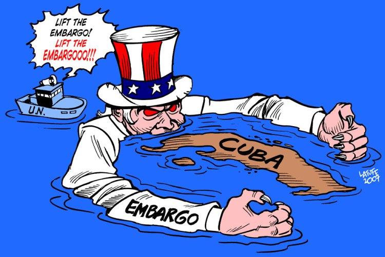 Куба: АНУ-ын хориг бол үй олноор хөнөөх үйлдэл!
