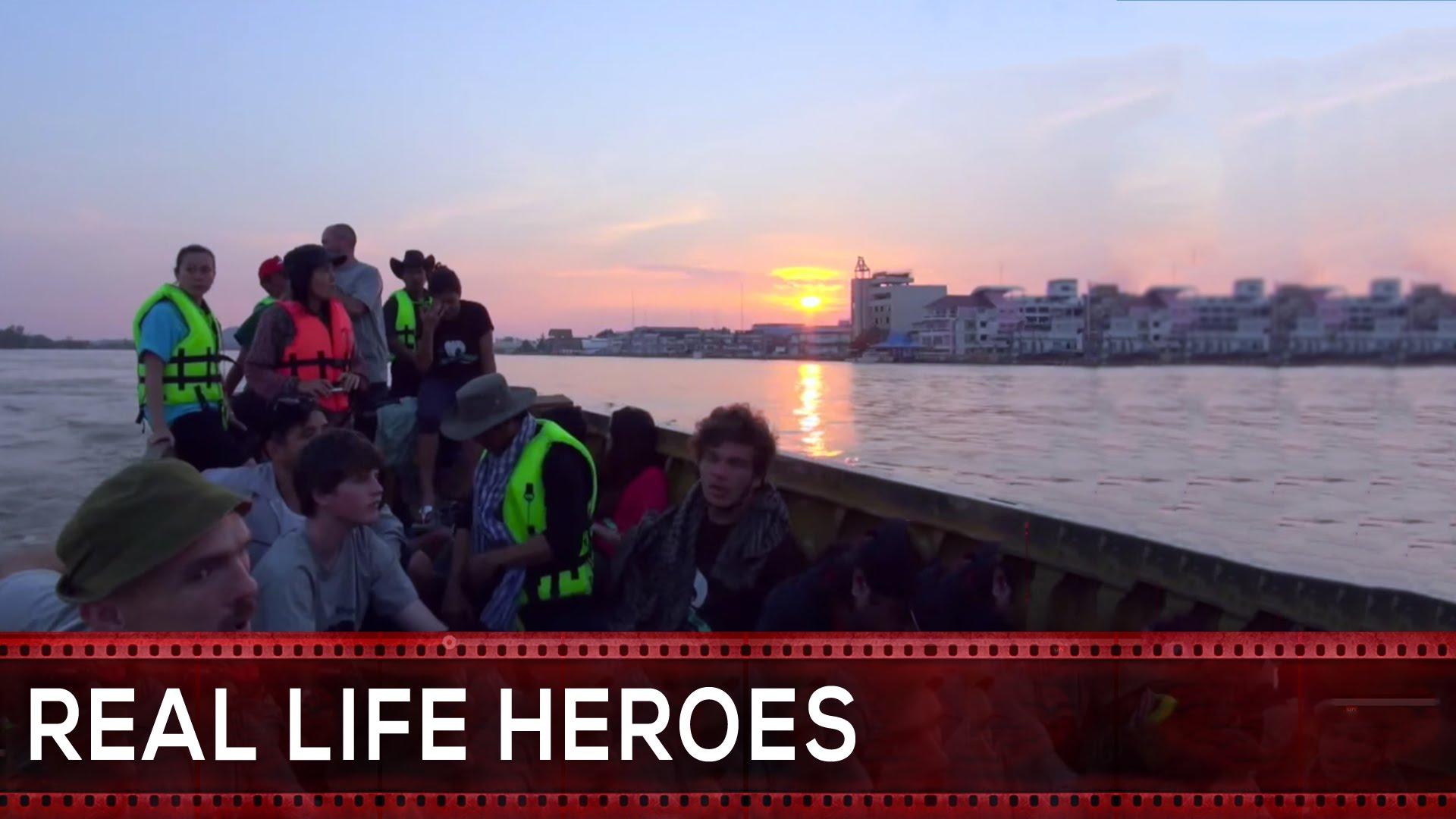 Амьдралын жинхэнэ баатрууд